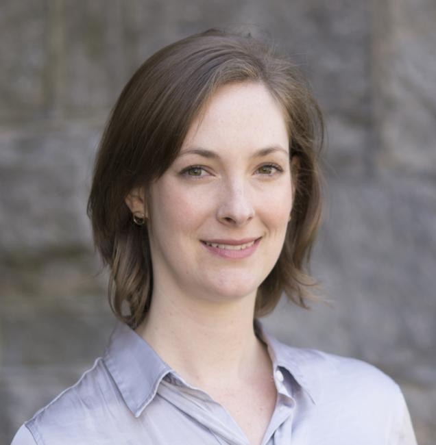 A headshot of Meredith Tamminga